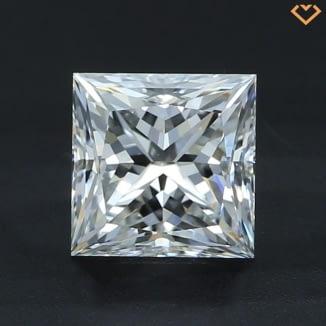 Sample Princess Diamond Cuts